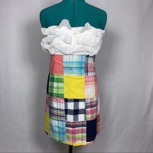 Lilly Pulitzer Cameron Madras Dress Size 2 Mini